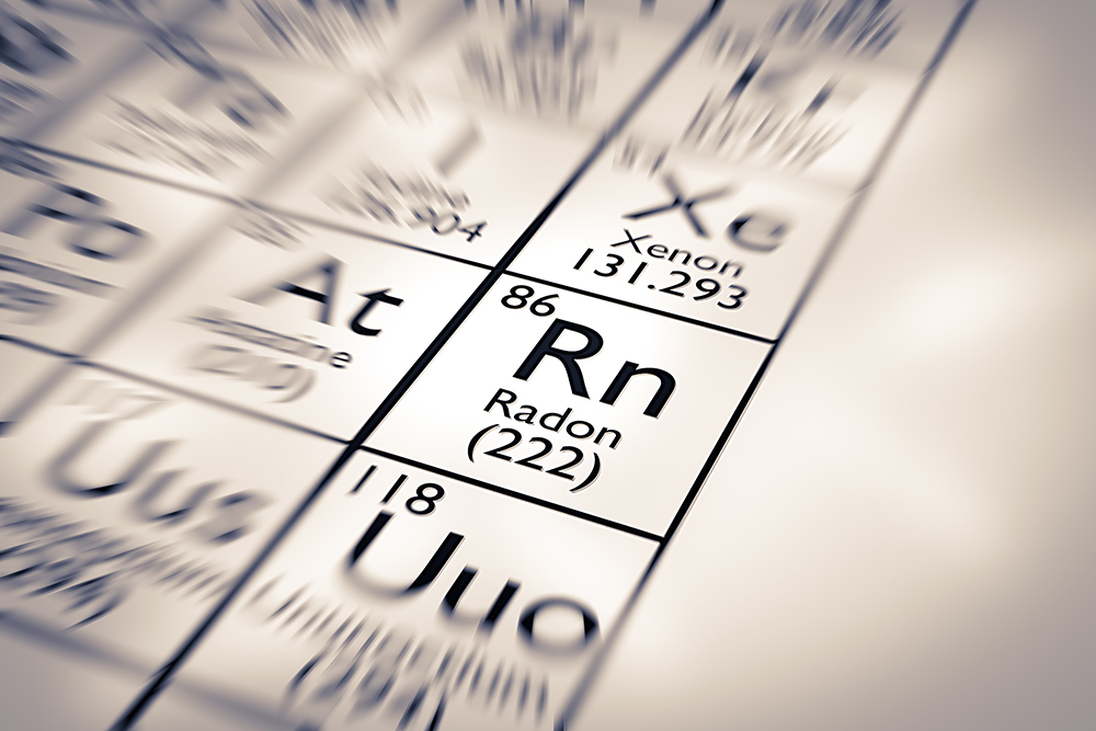adon Chemical Element from the Mendeleev Periodic Table